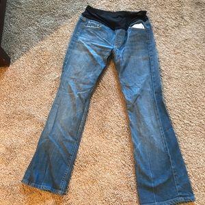 Denim - Sz 30 maternity jeans
